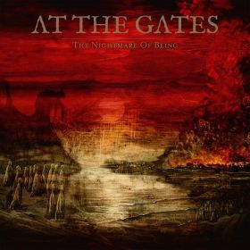 AT THE GATES - The Nightmare Of Being [2LP+3CD ARTBOOK]