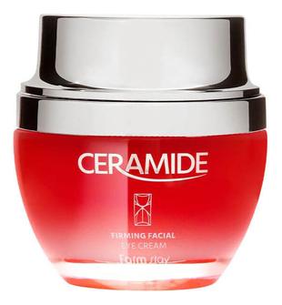 Farm Stay Укрепляющий крем для кожи вокруг глаз с керамидами Ceramide Firming Facial Eye Cream 50мл