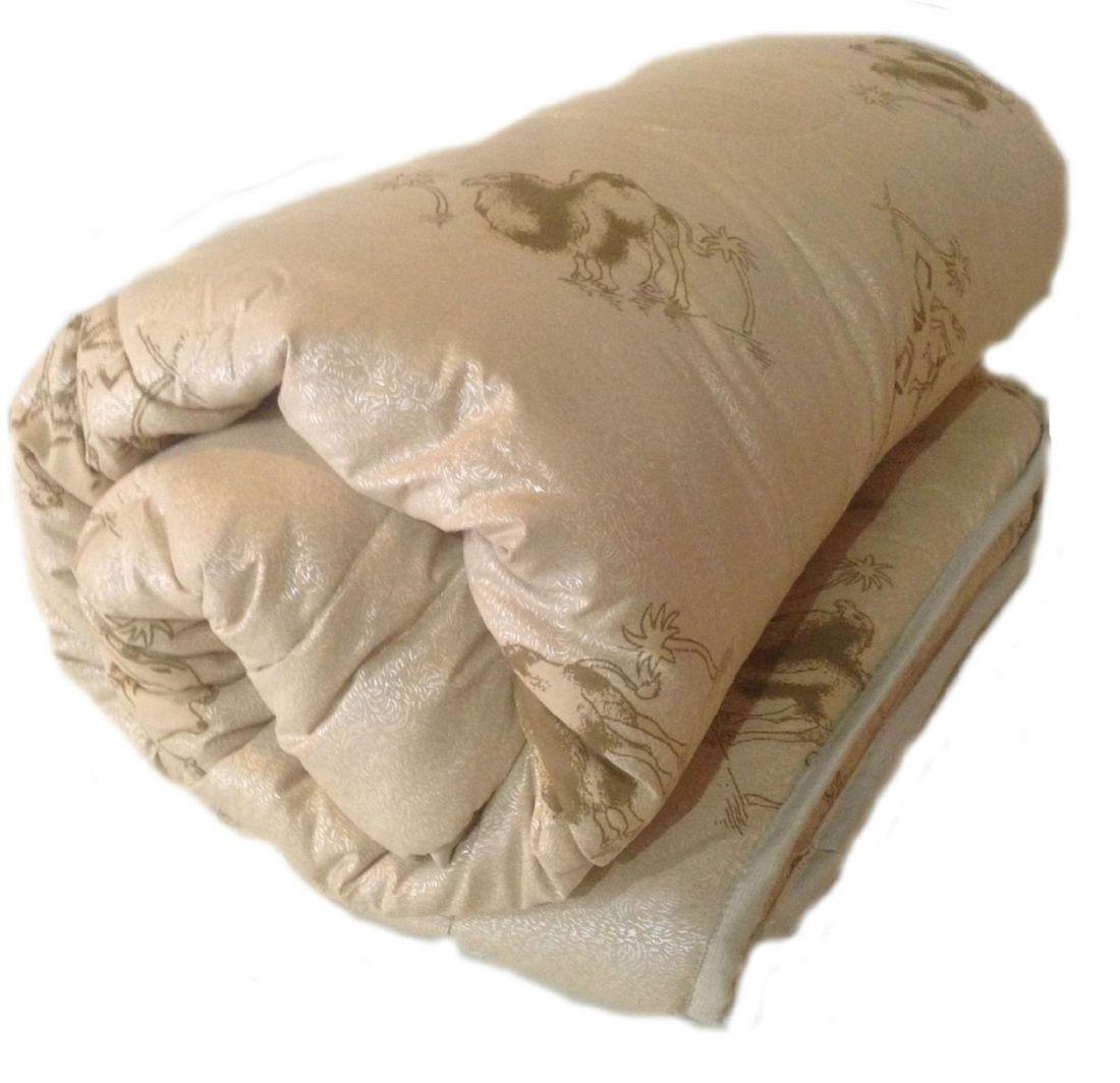 """Одеяло """"Верблюжья шерсть"""" Тик"""