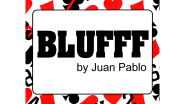 BLUFFF (Chinese Characters to King of Clubs) by Juan Pablo Magic (MA001)