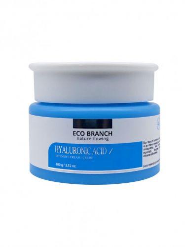 Eco Branch Интенсивный увлажняющий крем с гиалуроновой кислотой Intensive Hyaluronic Acid Cream 100мл
