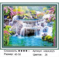 Алмазная мозаика на подрамнике HWA3025