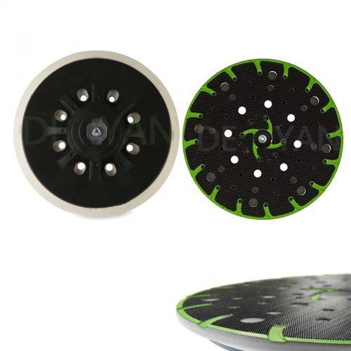 Шлифовальная тарелка D150/M8 для ETS 150, ETS EC 150 (средняя жесткость)