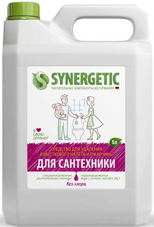 Synergetic Pro Средство для мытья сантехники 5 л