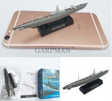 Сборная модель корабля  i-400 подводный авианосец 1:2000