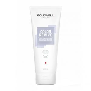 Goldwell Color Revive Icy Blonde Conditioner - Тонирующий кондиционер Ледяной блонд 200 мл