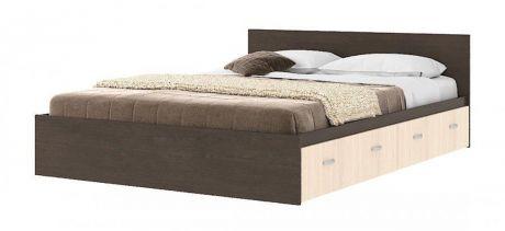 Кровать с ящиками КР4Я-160 РОНДА