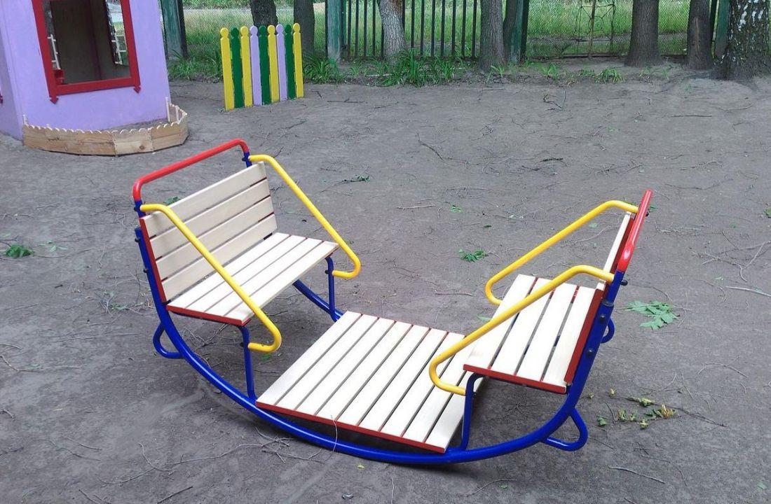Качель-качалка ЛИДЕР 02