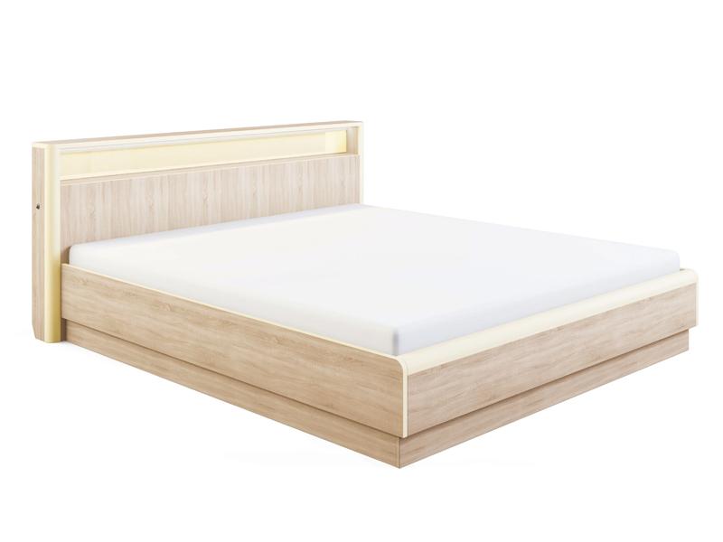Кровать Оливия с подсветкой и подъёмным механизмом
