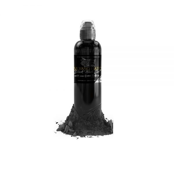 World Famous Ink SILVANO FIATO - Extreme Black