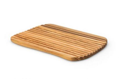 Разделочная доска для хлеба Continenta, оливковое дерево 013.040701.035