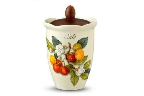 Банка для сыпучих продуктов (соль)  Итальянские фрукты NC7370_1-CEM-AL