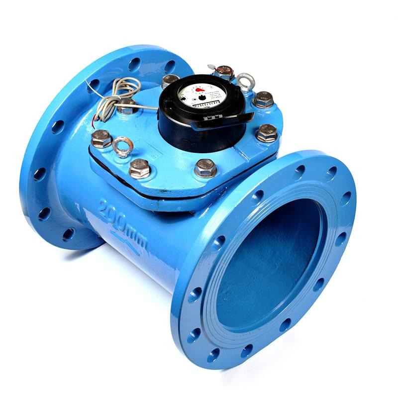 Счетчик турбинный холодной воды СТВХ Ду 100