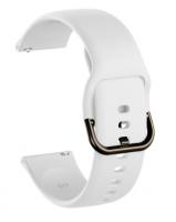 Сменный ремешок для Умных часов  Amazfit Bip Smartwatch (Белый)