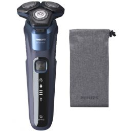 Электробритва Philips S5585/10, темно-синий