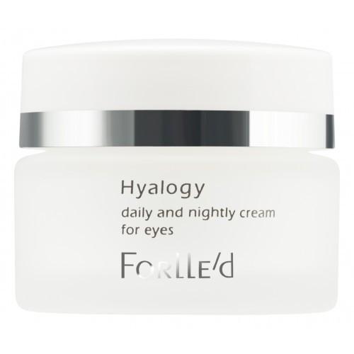 Крем для кожи вокруг глаз Hyalogy Daily and nightly cream for eyes