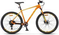 """Горный (MTB) велосипед STELS Navigator-770 D 27.5"""" V010*LU093098*LU081536 *17"""" Оранжевый"""