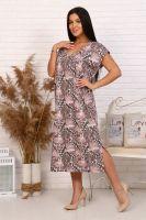 Платье 35004 [перья]