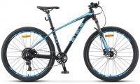 "Горный (MTB) велосипед STELS Navigator-770 D 27.5"" V010*LU093098*LU081532 *17"" Тёмно-синий"