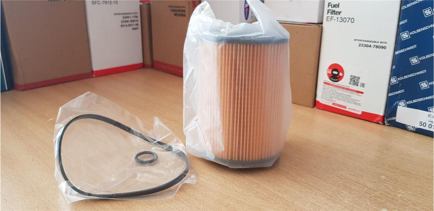 Фильтр топливный тонкой очистки (сепаратор) HINO300 N04C Евро-4