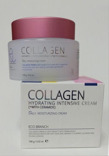 Eco Branch Интенсивный увлажняющий крем с коллагеном Intensive Collagen Cream 100мл