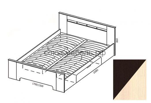 Грация Кровать