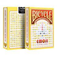 Игральные карты Emoji Playing Cards