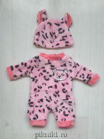 Комбинезон-розовая пантера