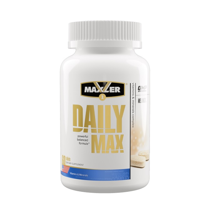 Maxler Daily Max 60 табл
