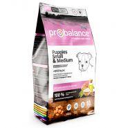 ProBalance Puppies Small & Medium Корм сухой для щенков малых и средних пород (10 кг)