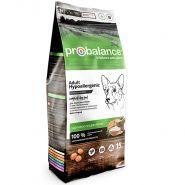 ProBalance Hypoallergenic Корм сухой для взрослых собак всех пород с чувствительным пищеварением (3 кг)