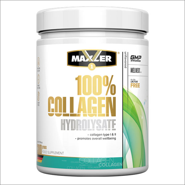 Maxler 100% Collagen Hydrolysate 300 гр.