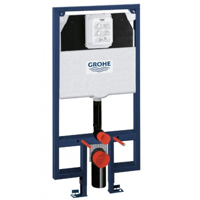 Инсталляция для узких ванных комнат Grohe Rapid SL 38994000 для подвесного унитаза ФОТО