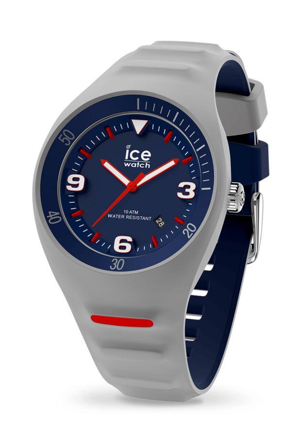 ICE - P. Leclercq - Grey blue
