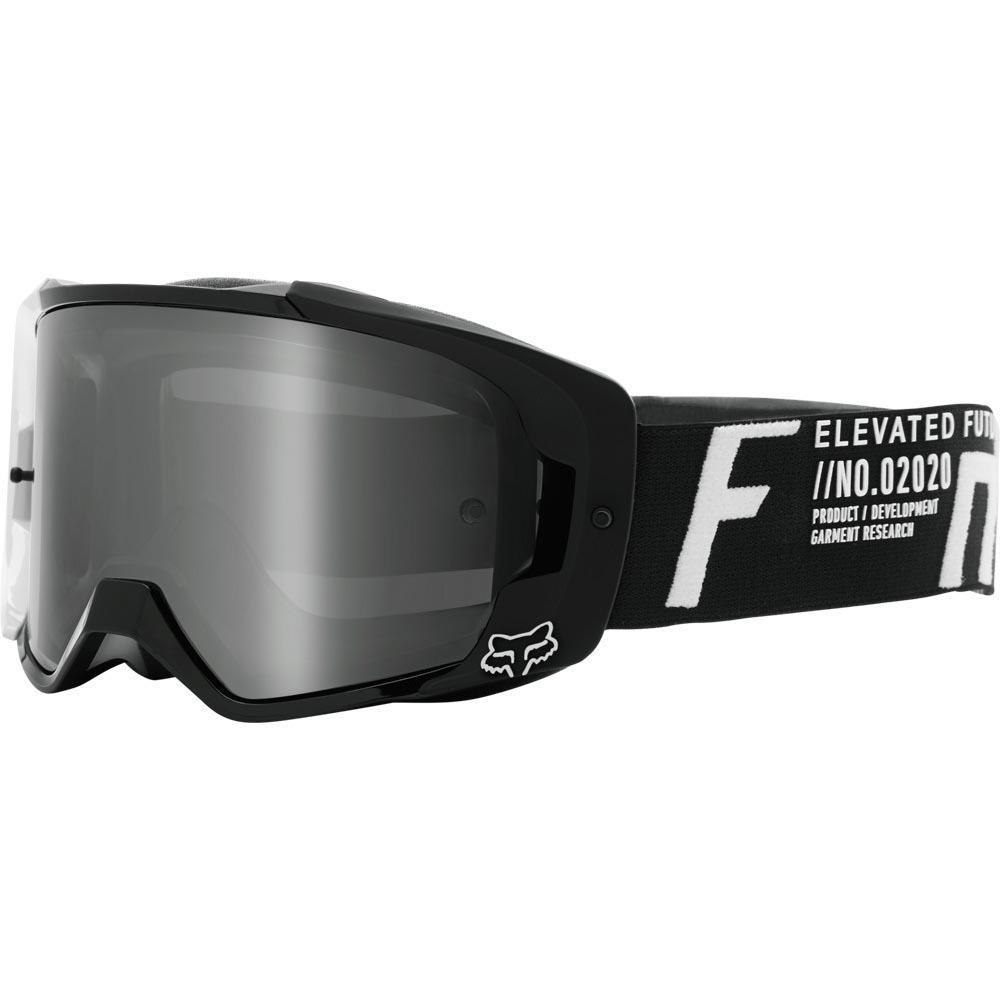 Fox Vue Rigz Spark Black очки для мотокросса и эндуро