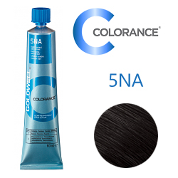 Goldwell Colorance 5NA - Тонирующая крем-краска Светло-пепельный коричневый  60 мл