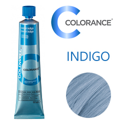 Goldwell Colorance PASTEL INDIGO  - Пастель Индиго Тонирующая крем-краска 60 мл