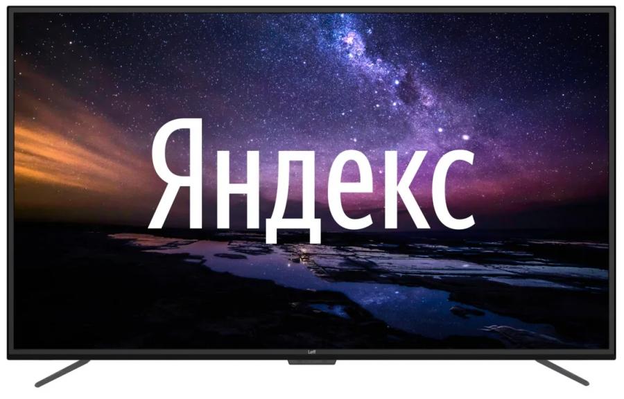 """Телевизор Leff 75U520S 75"""" (2021)"""