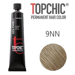 Goldwell Topchic 9NN - Стойкая краска для волос - Очень светло-русый экстра 60 мл.