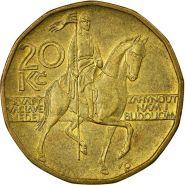ЧЕХИЯ 20 крон 1993 год