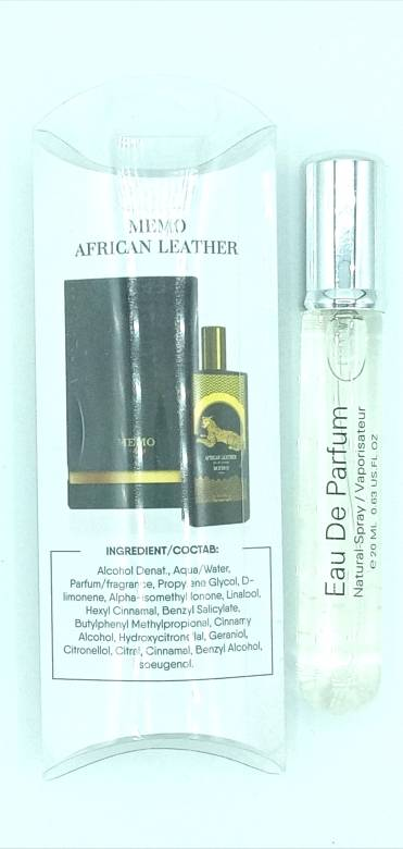 Memo African Leather 20мл