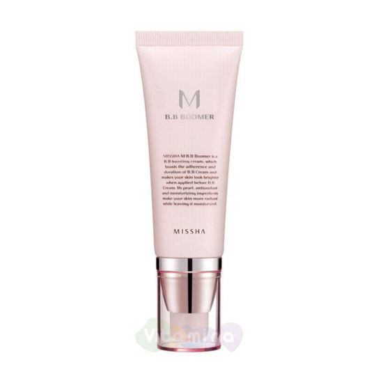 Missha Основа под макияж со светоотражающим эффектом MISSHA M B.B Boomer, 40мл