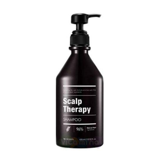 Missha Шампунь для волос Scalp Therapy Shampoo, 400мл
