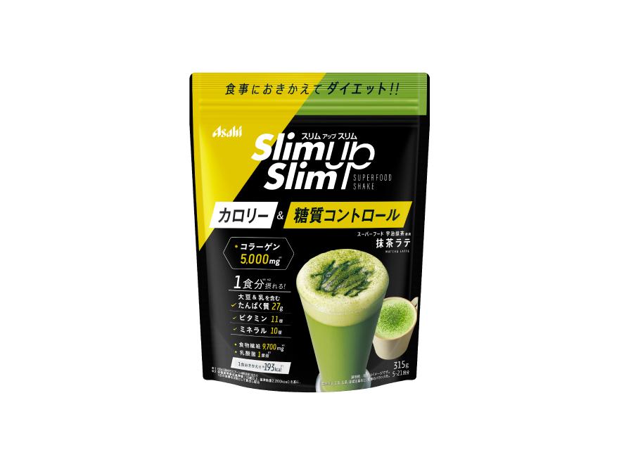 Смузи для похудения со вкусом матча  SlimUpSlim