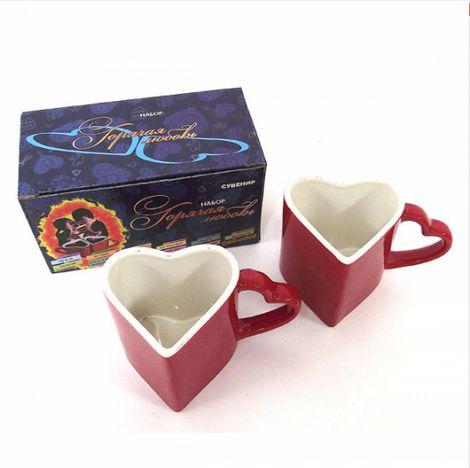 Горячая любовь чайная пара