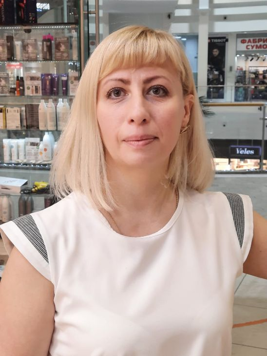 Виктория. Колорист, парикмахер-универсал