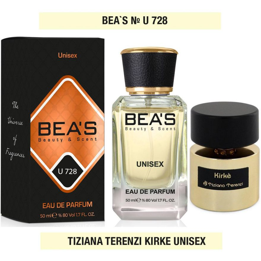 BEA'S (Beauty & Scent)  U 728 - Tiziana Terenzi Kirke 50 мл