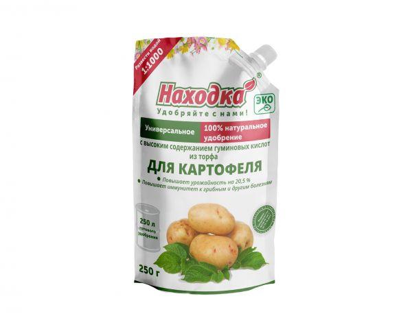 Удобрение для картофеля дой-пак 250 гр. Универсальное. Концентрат на 250 литров