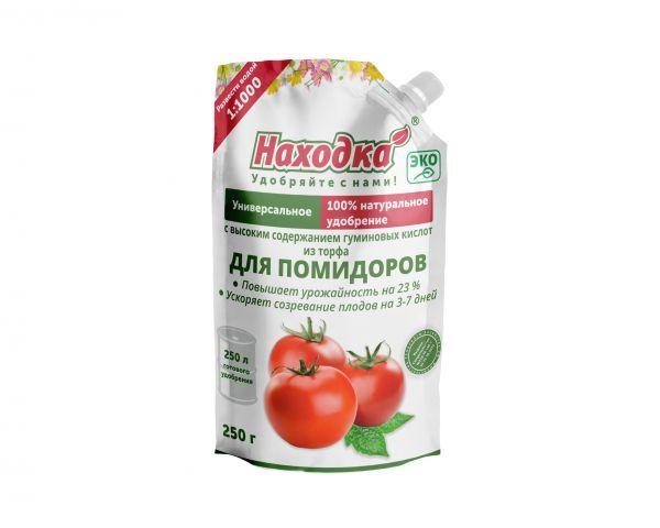 Удобрение для помидоров дой-пак 250 гр. Универсальное. Концентрат на 250 литров