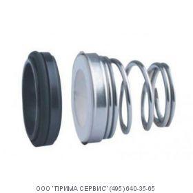 Торцевое уплотнение BS155-18 CAR/CER/Viton к насосу Pedrollo CP170